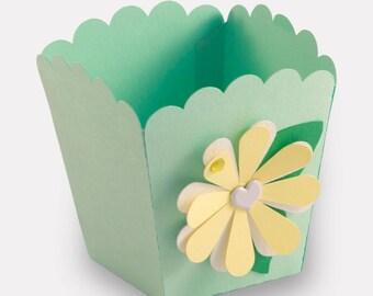 Candy box Flower