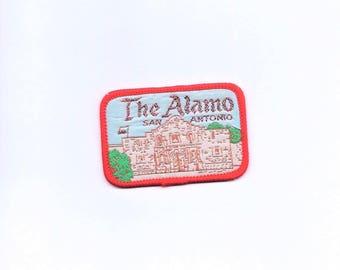 Vintage The Alamo Texas Patch