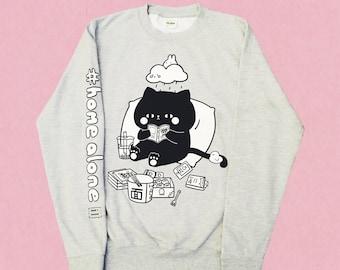 Ramen friends 'home alone' sweatshirt