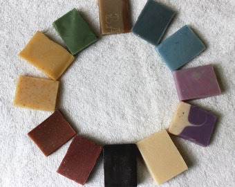 MacBath Custom Soap Sample Set