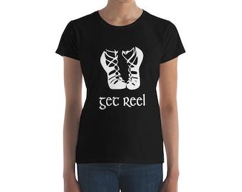 Irish Dancing Shirt - Irish Dance Shirt - Irish Dance Gift - Womens Irish Dance - Ireland Dance - Irish Dancing Gift - Irish Feis shirt
