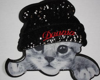 "1 coat with hat ""Cats"" kitten"
