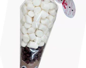 Raindeer hot chocolate