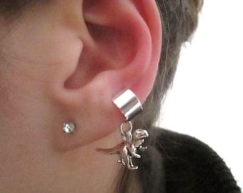 Dinosaur ear cuff wrap