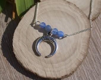 Bracelet Horn beads