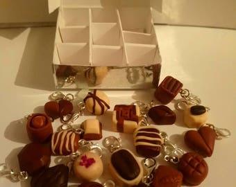 Chocolate box minis