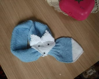 Fox baby wrap size 0/3 months