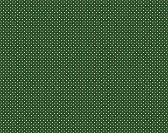 Anne of Green Gables Christmas - Dot Green (C6495-Green)