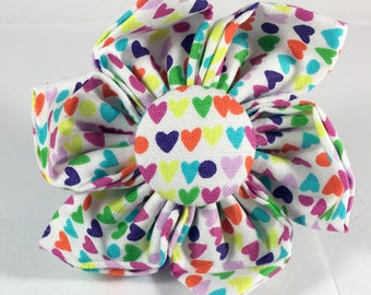 Dog Flower, Dog Bow Tie, Cat Flower, Cat Bow Tie - Heart to Heart