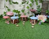 Articoli simili a giardino di ceramiche artigianali for Articoli x giardino