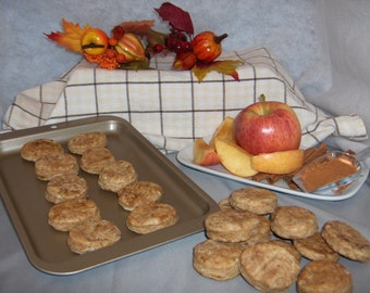 Krozby's Apple Cinnamon Biscuits