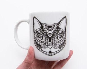 Mosquito CAT/Mug Cat