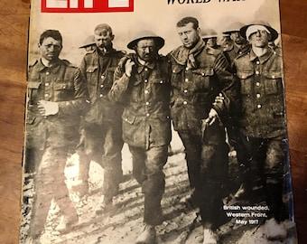 Life magazine  The First World War  1964