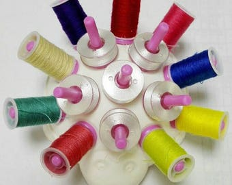Bobbin Case,Bobbin Holder,Thread Holder,Thread Rack,Thread Organizer,Spool Organizer
