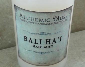 Bali Ha'i - Hair Mist - Detangler & Styling Primer - Limited Edition