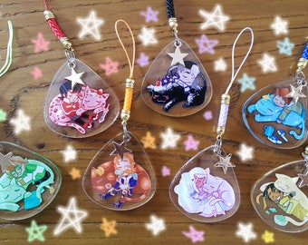 Voltron ~Sweet Dreams~ Charms!! RESTOCK!!