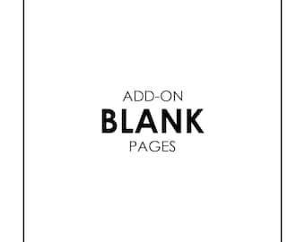Add Blank Pages
