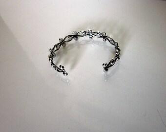 Bella's Ball Cuff Bracelet