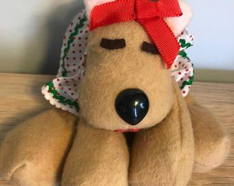 Ruby the Pup-Reindeer