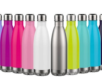 Insulated Water Bottles Personalized