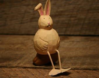 long legged bunny