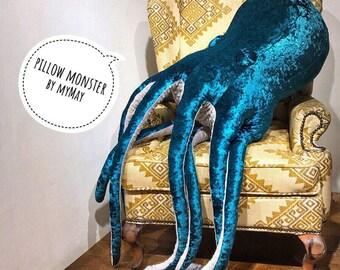 Pillow monster Octopus
