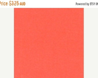 ON SALE Michael Miller Fabric - 1 Fat Quarter Cotton Couture in Coral