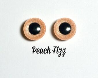 Eyechips 13 mm - Coloris Peach Fizz Taille Pullip Modèles Récents
