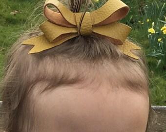 Beautiful Isla style bow