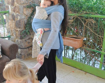 Traditional Baby Carrier, Pod, Podaegi, Canaanite baby sling, natural moms