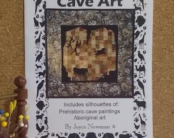 Quilt Pattern - Cave Art