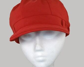 Classy Cloche Rain Hat