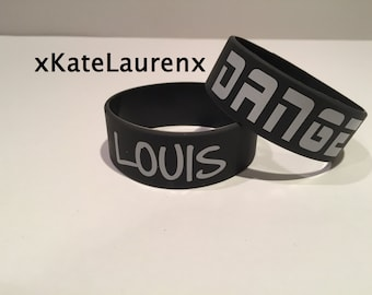 One Direction Steal My Girl (Louis Tomlinson) (Danger) Bracelet