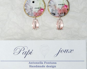 Orticolario III earrings