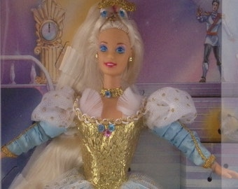 Cinderella Barbie from Fairy Tale Collection