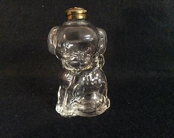 Manon Freres Figurative Powder Puppy Bottle E-311