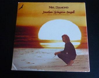 Neil Diamond Jonathon Livingston Seagull Original Motion Picture Sound Track Vinyl Record LP KS 32550 With Booklet Columbia Records 1973