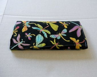 Dragonfly Checkbook Cover