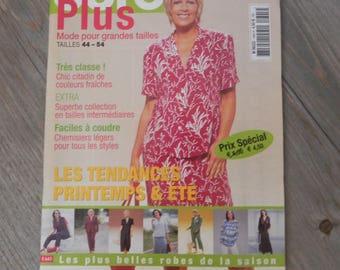 BURDA Special magazine plus size