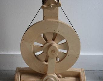 spinning wheel - spinolution - echo