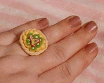 Fruit tart ring