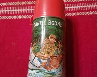 Daniel Boone thermos only