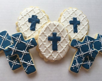 Baptism, Christening, First Communion Cookies