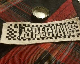 The Specials ska patch