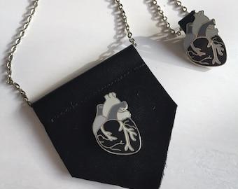 Enamel Pin Necklace Converter : Wear your enamel pins as a necklace!