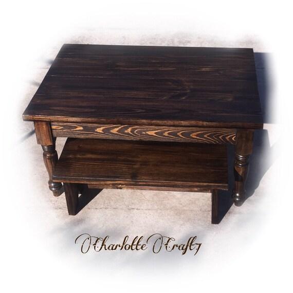 Children Stain Farmhouse Table Set
