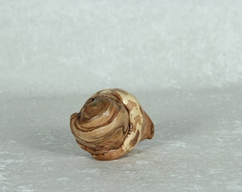 Heirloom Maple Burl  Sculpture