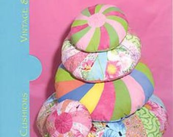 Swirl Cushions by Valori Wells - Sewing Pattern