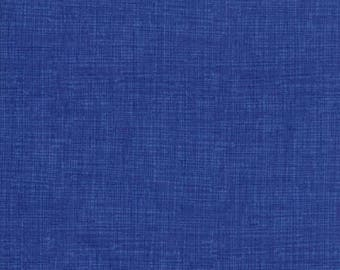 Sketch Basics Screen Texture Print Quilting Sewing Fabric C8224 Royal