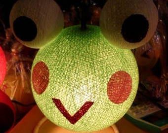 Doll lamp